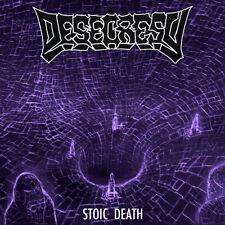 DESECRESY - Stoic Death - CD - DEATH METAL