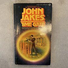 Time Gate by John Jakes - 1978 1st Signet Printing - Vintage PB - #168