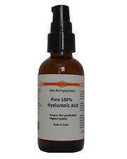 StarFiller 100% Hyaluronic Acid Firming Anti Aging Serum 2.3oz