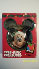 Disney Mickey Mouse Christmas Tree Ornament Mickey Unlimited By Enesco Very Nice