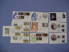 Vatican City 1977 Compete FDC Year Set