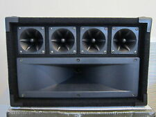 NEW DJ Tweeter Speaker.4 Piezo Horn Drivers.300w.PA.8.Pro Audio High Sound
