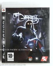 jeu THE DARKNESS 1 sur PS3 playstation 3 en francais action tir game juego spiel