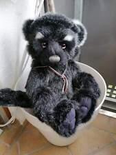 Charlie Bears Rea Plüschmarderbär ca. 41cm