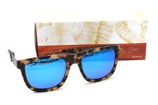 Maui Jim Talk Story B779-10M Matte Tokyo Tortoise Sunglass Polarized Blue Hawaii