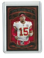 Patrick Mahomes 2020 Donruss Legends of the Fall ⭐️Target RED Parallel⭐️LF-PMH