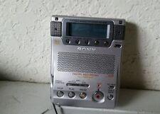 Sony MZ-B100 Portable  MiniDisc Business Recorder