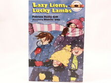 NEW! Lazy Lions, Lucky Lambs by Patricia Reilly Giff. PB