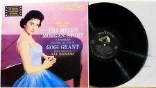 GOGI GRANT - THE HELEN MORGAN STORY - ORIGINAL 1957 LP