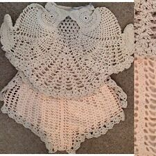 1dd9170fdbc RARE Alice McCall crochet Top   Shorts Set Size Uk 8 Free People. Spell  Design