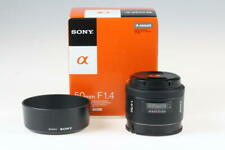 SONY 50mm f/1,4 SAL - SNr: 0440816
