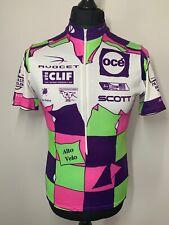 VOLER Alto Velo USA Retro Vintage Cycling Jersey Shirt Short Sleeve M