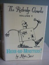 The Ratbridge Chronicles Volume 1 - Here be Monsters by Alan Snow 1st/1st