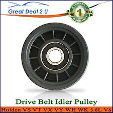 Idler Pulley Holden Commodore VS VT VX VU VY V6 Calais Berlina 38009