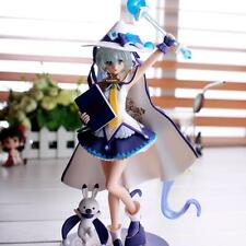 NEW Hatsune Miku Maigc Snow Ver. Painted Action PVC Figuren Figur Spielzeug DE