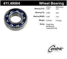 Axle Shaft Bearing-Premium Assembly Centric 411.48004