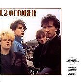 U2 - 'October' -  (CD 1996)**MINT**