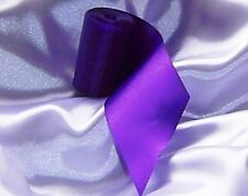 1x Purple Wedding Car Party Ribbon 6m Long Fit all cars