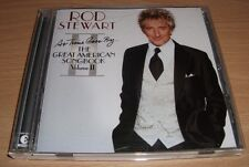 Rod Stewart - As Time Goes By (The Great American Songbook, Vol. 2)..CD..Used VG