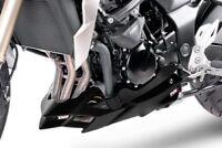 Bugspoiler Puig SUZUKI GSR750 matt schwarz Motor Spoiler