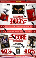 2013-14 Panini Score Hockey 36 Pack Box Factory Sealed