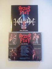RAZORFIST - RAZOR FIST FORCE -  (TOTD 019) CD
