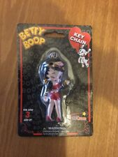 Betty Boop Key Chain Brand New Key Ring Collectable