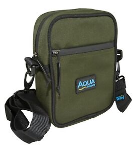 Aqua Products Black Series Security Pouch NEW Carp Fishing Luggage - 404933