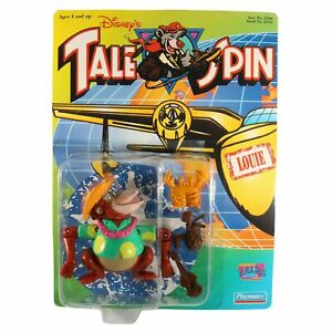 Playmates Tale Spin / Käpt'n Balu - Louie - MOC