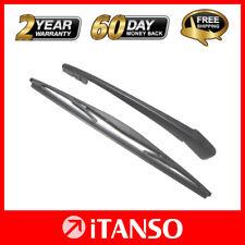 Rear Wiper Blade Arm Set Fit For Mitsubishi Lancer Hatchback 2007-2014 360mm