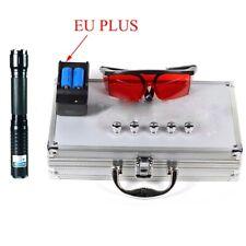 great laser power 450nm 100000m Blue Laser Pointer Pen Adjustable Focus great