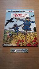 LES TUNIQUES BLEUES LES HOMMES DE PAILLE N° 40  /  DUPUIS BANDE DESSINÉE BD