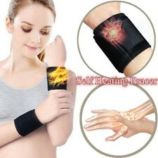 Tourmaline Self Heating Wrist&Palm Brace Support Strap Magnetic Pain Relief