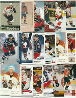 Kristian Huselius 30 Card Lot All Different See Scans NHL Hockey