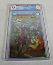 Teen Titans 12 DC CGC 9.8 Foil 1st Batman Who Laughs 1 Dark Nights Metal