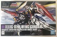 HGAC 1/144 Wing Gundam - Bandai Hobby - Gundam - New - Free Shipping