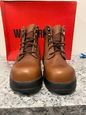 Wolverine Harrison W04904, Steel Toe, Eh Rated, Work and Safety Boot (Final)