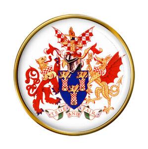Worshipful Company of Chartered Accountants Pin Badge