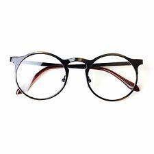 1920s Vintage Oliver Retro Eyeglasses 13R0 antique gold frames kpop eyewear