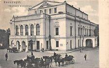 B78006 bucuresti theatre teatrul national chariot   romania