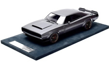 1/18 Engup Dodge Supercharger 426 Hellephant 1000 hp in Grey