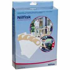 NILFISK BUDDY 2 4PIECE DUST BAG SET ART NO 81943048 Buddy II