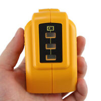 Replacement DEWALT DCB090 12V/20V Max USB Charger Power Source Lithium Battery