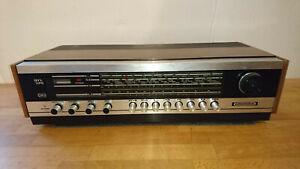Grundig RTV 370  Receiver Amplificateur Poweramp Stereo Hifi Verstärker