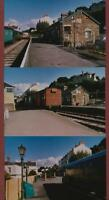 Bideford Station 27.09.2003.    photographs  QV.440