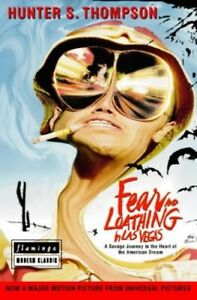 Fear and Loathing in Las Vegas by Thompson, Hunter S. Paperback Book The Fast