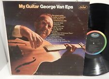 GEORGE VAN EPS My Guitar PROMO 1966 Capitol T-2533 mono 1P Beatles Tunes LP NM