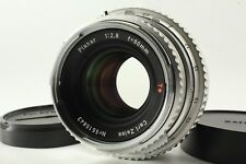 RARE T* Silver Exc+++++ Hasselblad Carl Zeiss Planar C 80mm F/2.8 from Japan