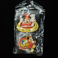 Magical Musical Moments Mickey Mouse March Donald Duck Disney Pin 15471 Working