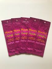 5 Designer Skin PUMPED Dark Tanning Intensifier Indoor Tanning Lotion Packets